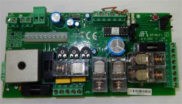 Fiche produit 170066 bft i098708 kit for Moteur porte de garage sectionnelle bft