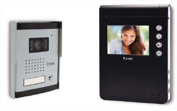 Fiche produit 450061 extel lena11 2 for Visiophone extel lena 18