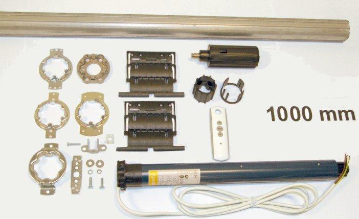 Fiche Produit 400276 Somfy Kr54100010 Kit Radio Motorisation Volet Roulant