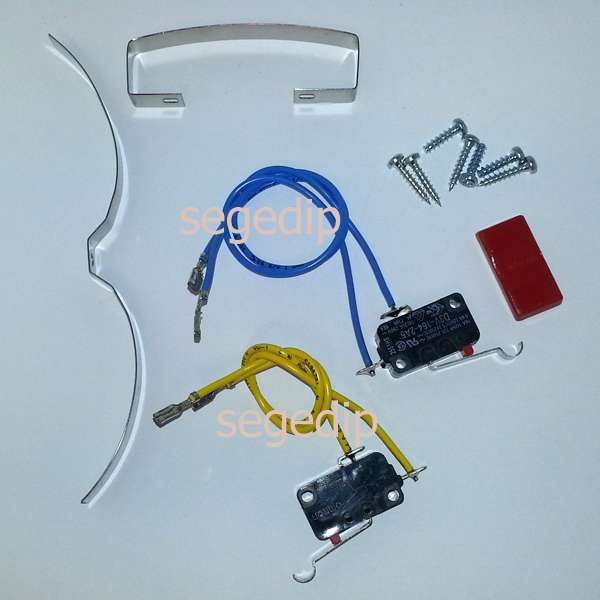 Fiche produit 111022 sommer 2208v000 kit for Sommer porte garage